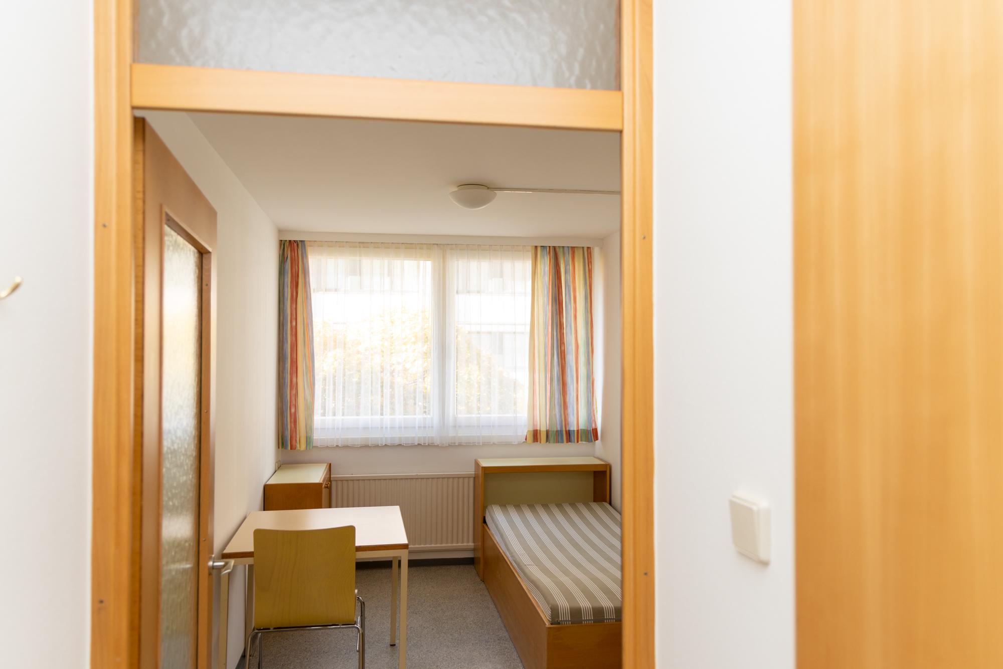 STARTPLATZ Atzgersdorf Einbettzimmer