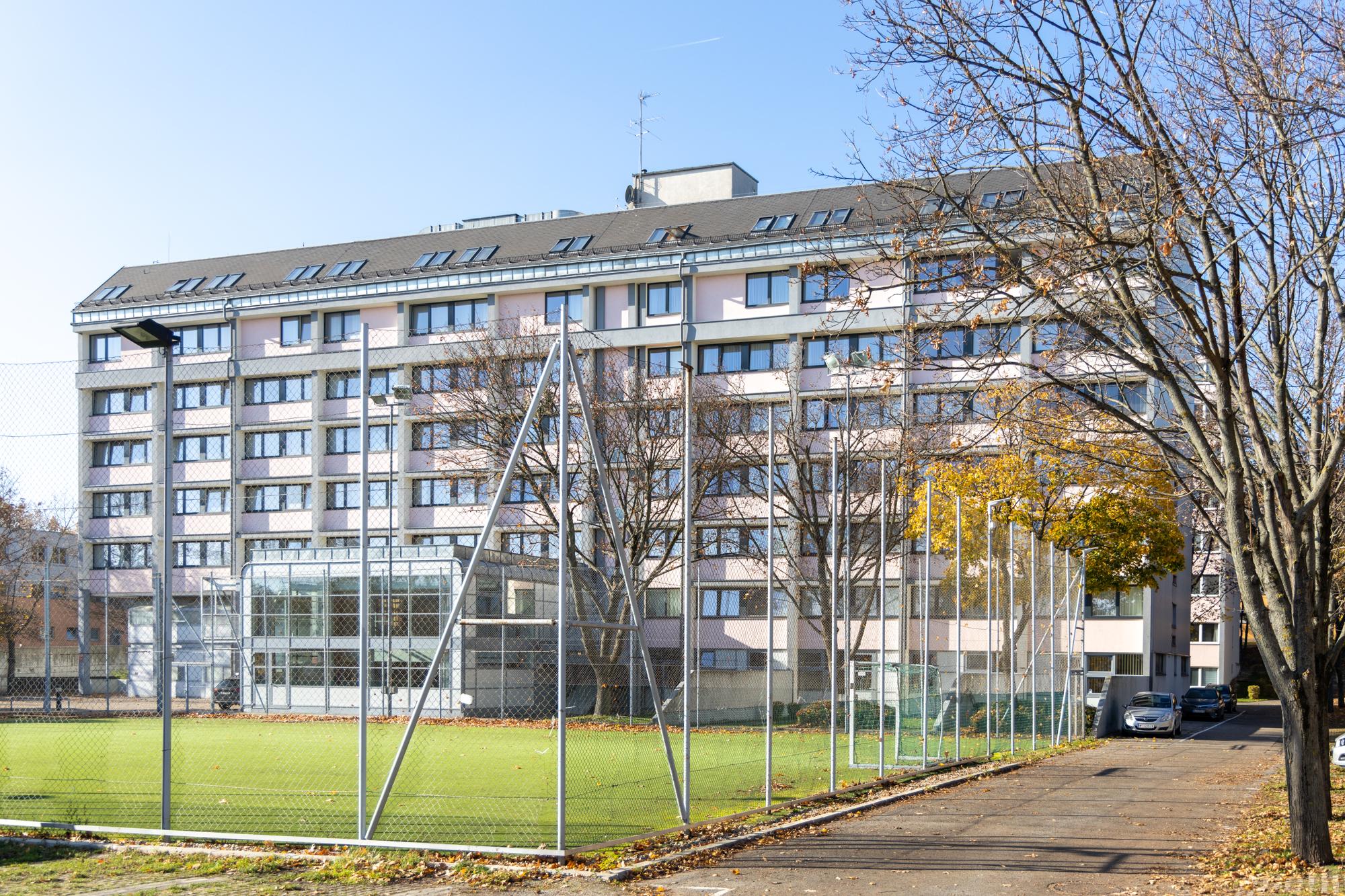 STARTPLATZ Atzgersdorf Außenansicht