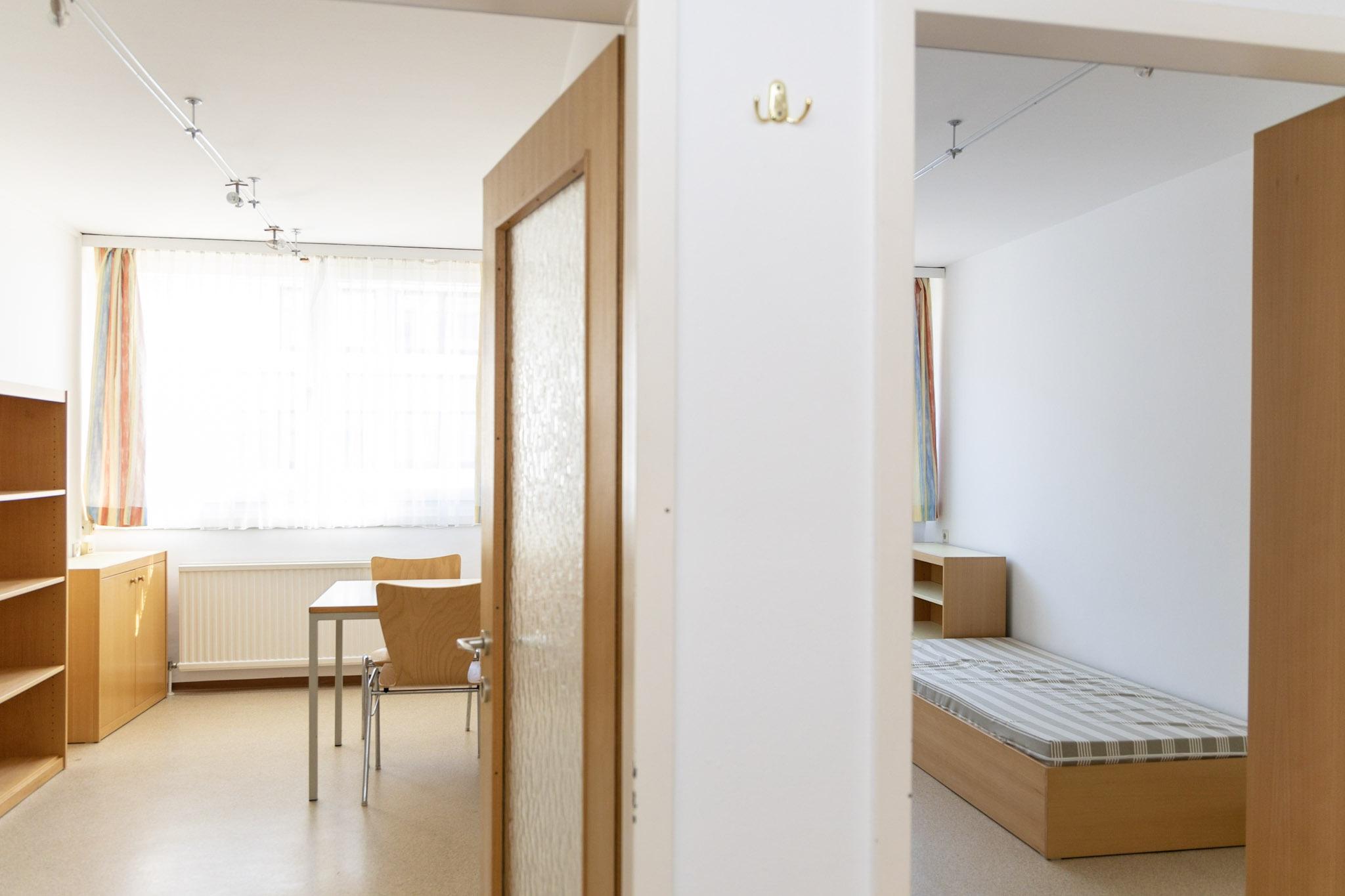 STARTPLATZ Zweibett-Zimmer